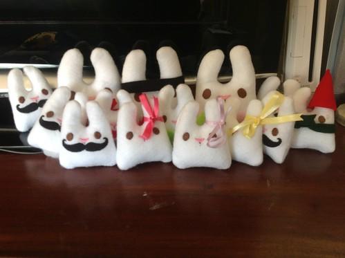 Australian bunnies