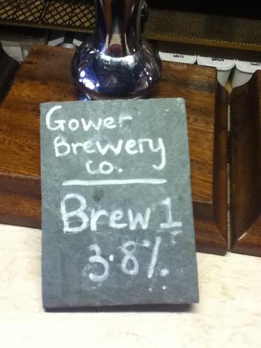 Gower Brew 1