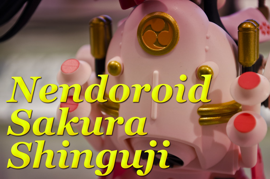 nendoroid sakura shinguji and koubu set review