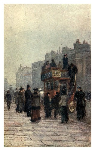 011-Autobus de Hammersmith-Familiar London (1904)-Rose Barton