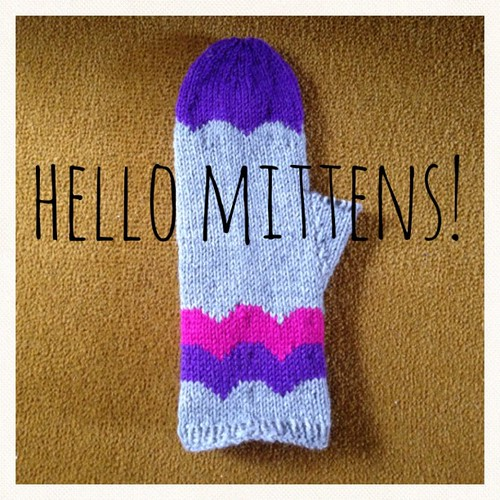 These have been fun to make! #knitgeek