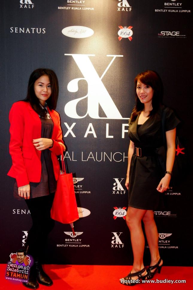 Siti Rafidah & Traclyn Yeoh