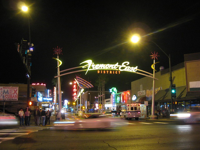 Las Vegas Fremont Street East Flickr Photo Sharing