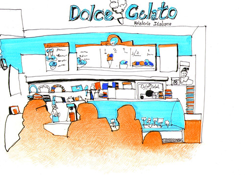 DOLCE GELATO by williamcordero