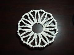 Frame study -- (snowflake)