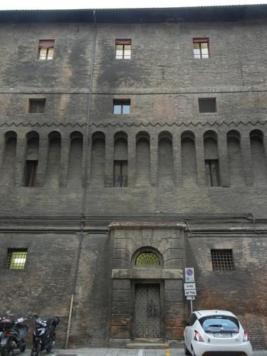 DSCN4449 _ Palazzo D'Accursio (Palazzo Comunale), Bologna, 18 October