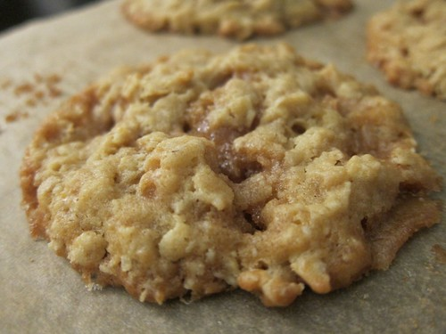 Oatmeal Toffee Cookies by Lou & Esi, on Flickr