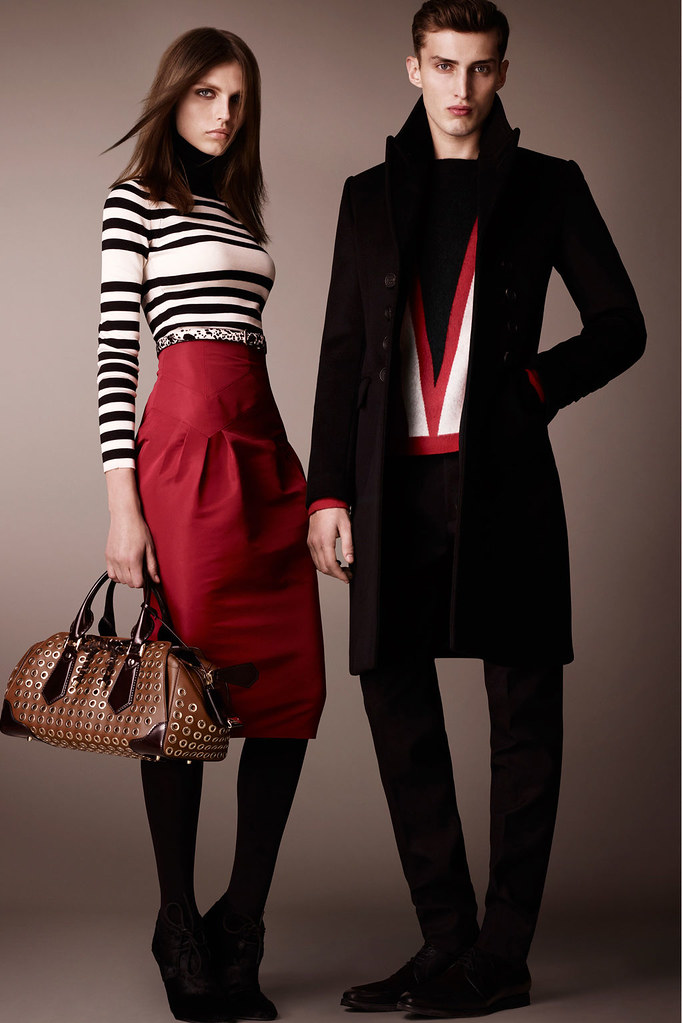 Charlie France0294_Burberry Prorsum's Pre-Fall 2013 Collection(Homme Model)