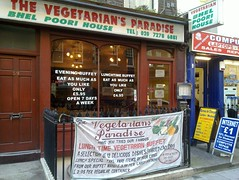 Picture of Vegetarian's Paradise, WC1N 1AP