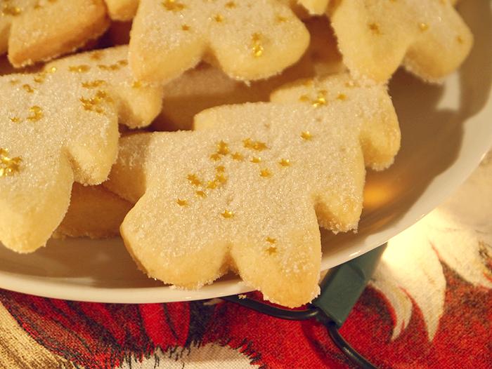 christmas tree shortbread recipe 3