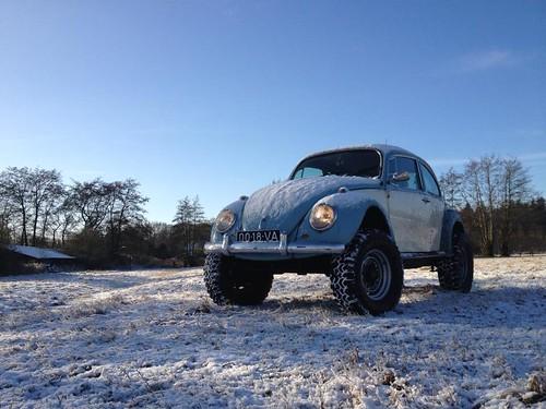 00-18-VA Volkswagen Kever by Wouter Duijndam
