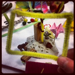 Wat zie jij? Wat zie ik? Prototypering van concept: groene levensloop. #np2020