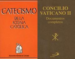 Catecismo y Documentos del Concilio Vaticano II