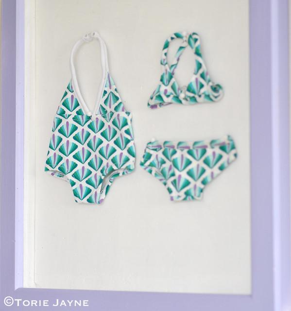 Mini swimwear