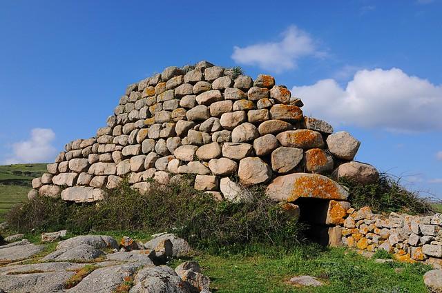 Nuraghe Izzana (circa 1600 a.C.)