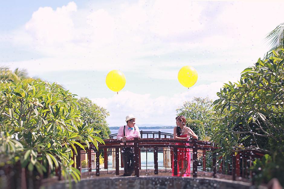 Cebu Prenup Photographer, Crimson Hotel Prenuptial
