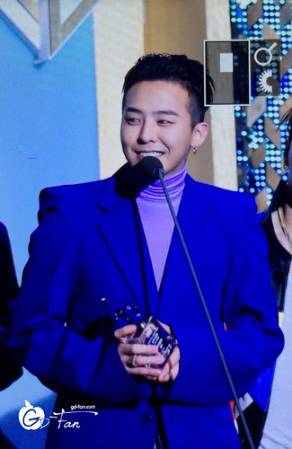 Big Bang - The 5th Gaon Char K-Pop Awards - 17feb2016 - GD Fan - 03