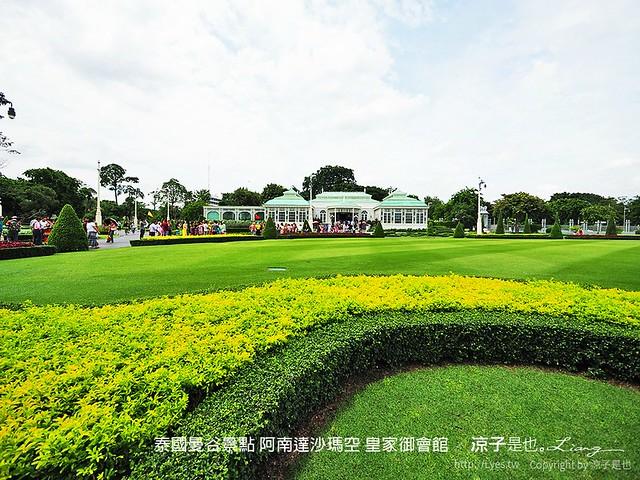 泰國曼谷景點 阿南達沙瑪空 皇家御會館 11