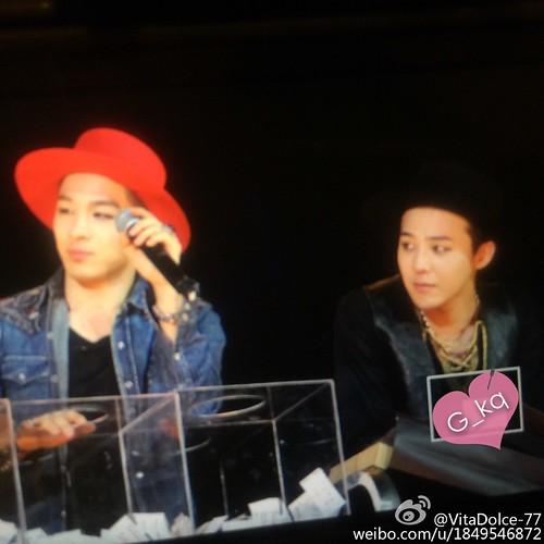 G-Dragon, Seung Ri & Tae Yang - V.I.P GATHERING in Harbin - VitaDolce-77 - 01