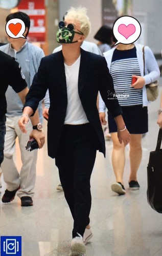 Big Bang - Incheon Airport - 26jun2015 - Partnervi - 03