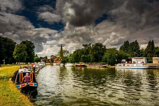 Abingdon Oxfordshire U.K England.