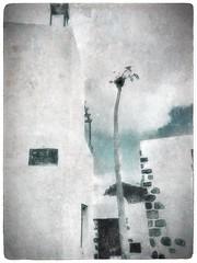 Calle casa atras / Lanzarote