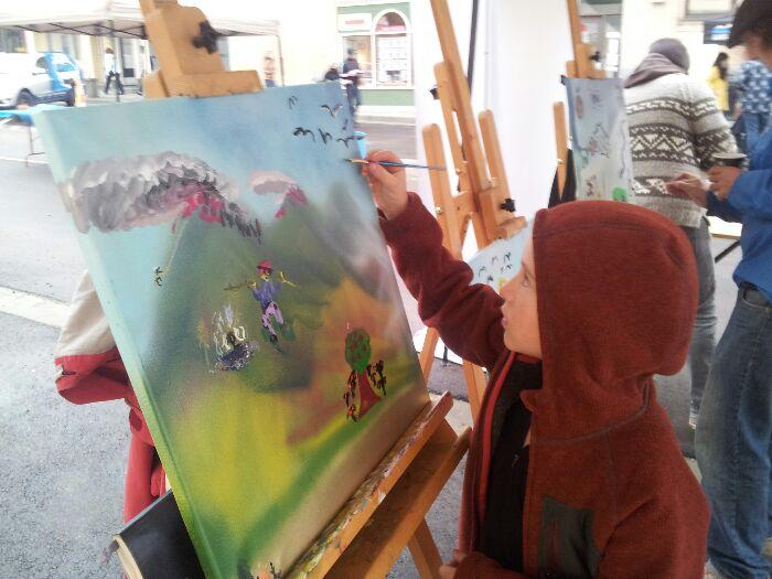 Rossland arts