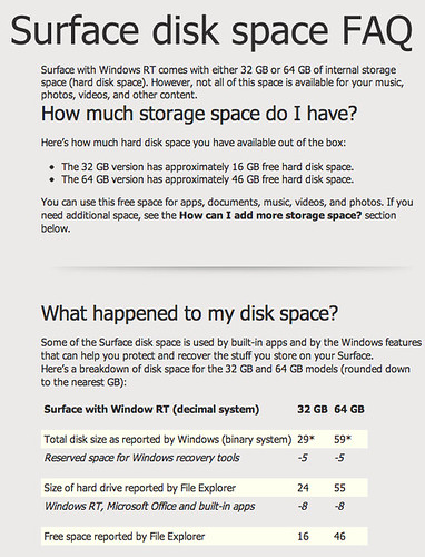 Space Disqk Surface RT