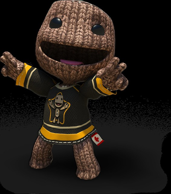 LittleBigPlanet Karting: Day One Rare Costume