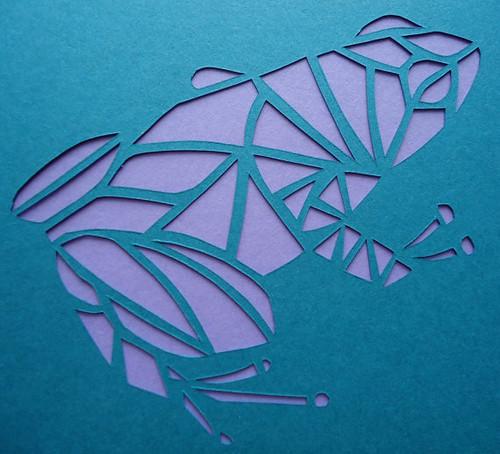 paper-cut-frog