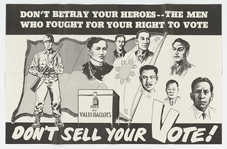 Don't Sell Your Vote, 08/06/1953