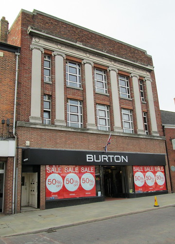 Burton's Ripon