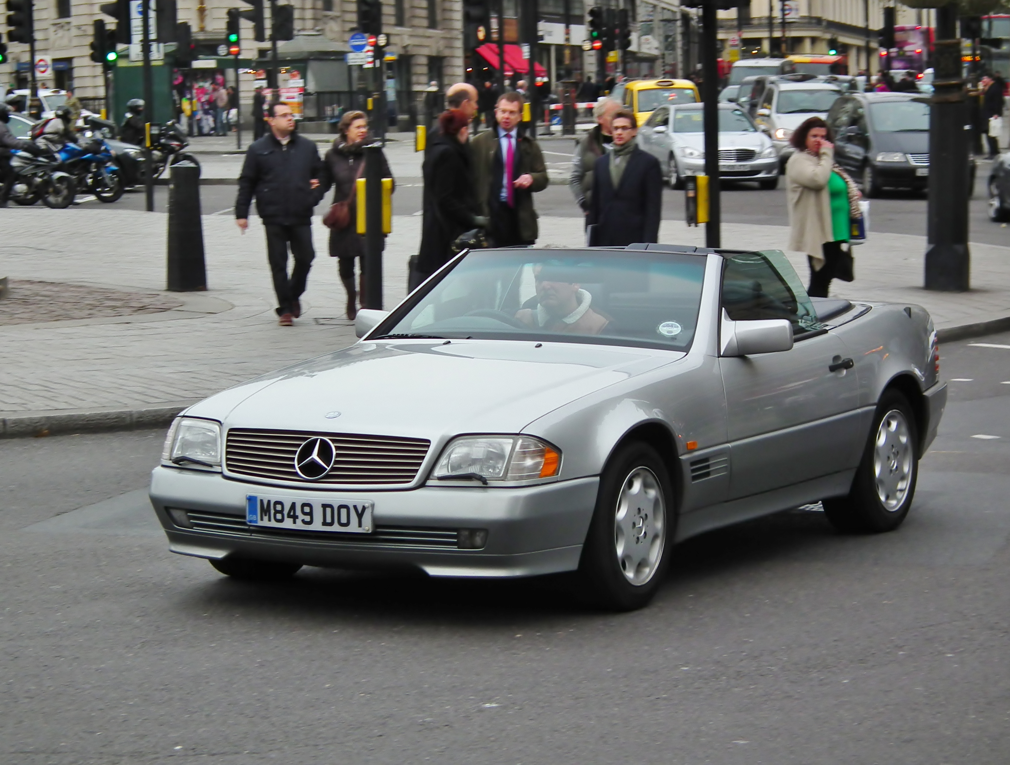 Mercedes Benz Sl320 Flickr Photo Sharing