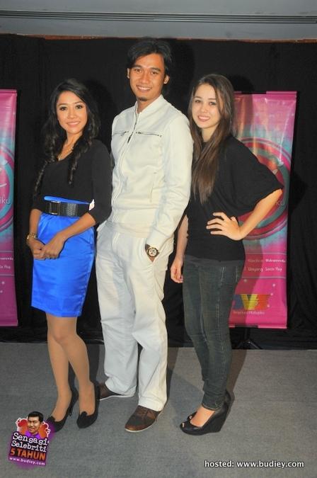 3 teraju utama CINTA ITU MILIKKU, Ana Dahlia, Fazreen Rafi dan Emma Maembong