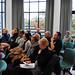 Das Publikum bei der Tagung