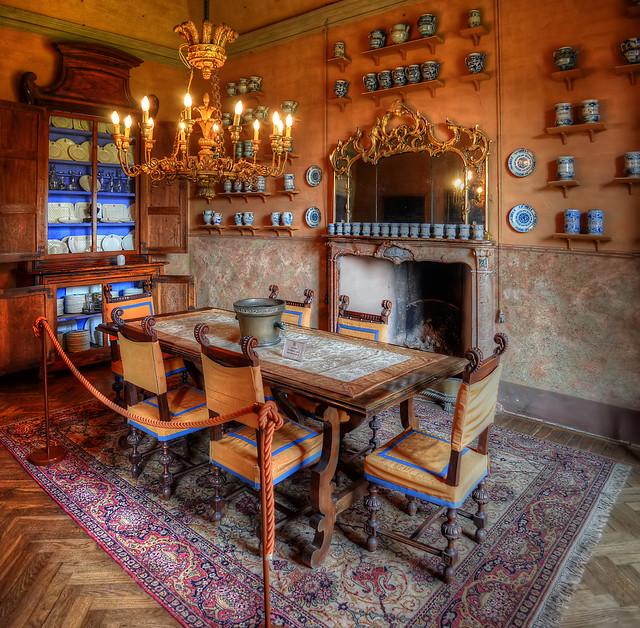 Villa Bozzolo (interno).