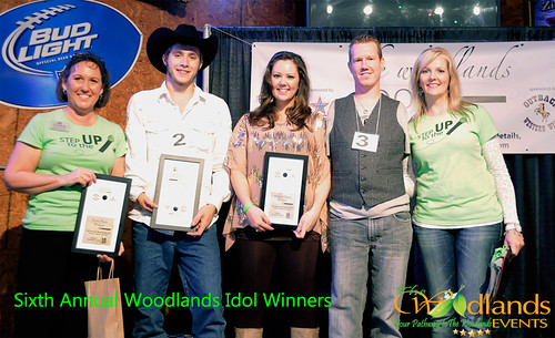 the woodlands idol winners for 2013