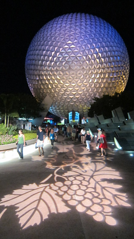 Epcot Food & Wine Festival 2012