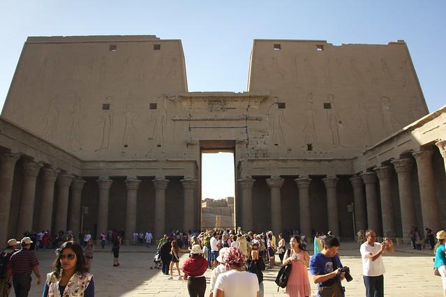 147 - Templo de Edfu