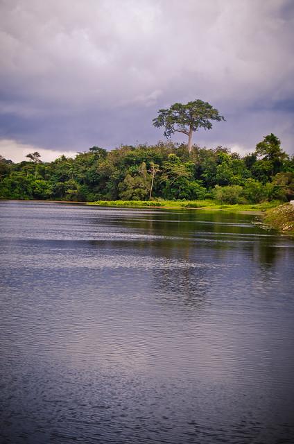 Barakese reservoir