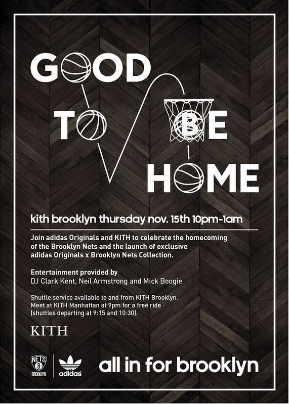 KITH Brooklyn Thurs. Nov 15th