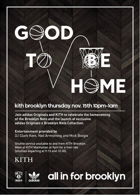 KITH Brooklyn Thurs. Nov 15th