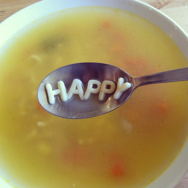Happy Soup.