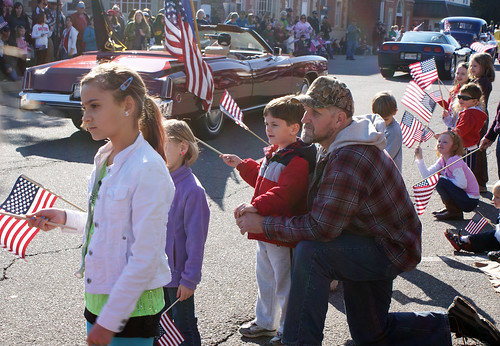 Veterans Day Parade, Leonardtown