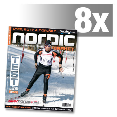 NORDIC předplatné - 8 čísel 52 až 59