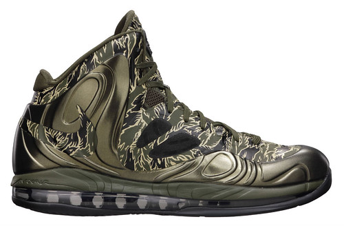 Nike Air Max Hyperposite Tiger Camo COLORWAY price $225