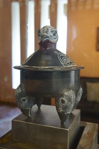 Calakmul 9 museum