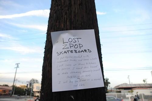 Lost ZPop Skateboard