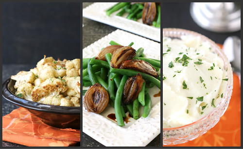 My Favorite Thanksgiving Recipes: Turkey, Side Dishes & Dessert by Cookin' Canuck