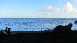 Image of Kehena Beach.